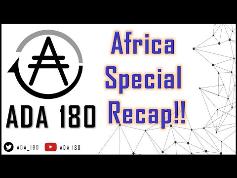 Africa Special Recap!!!