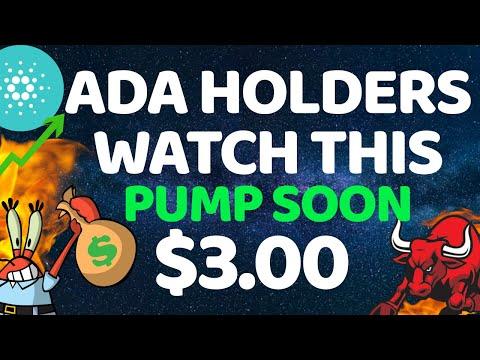 CARDANO (ADA) HOLDERS WATCH THIS!! | NEXT ADA PRICE TARGET | DAILY CARDANO UPDATE | CARDANO NEWS