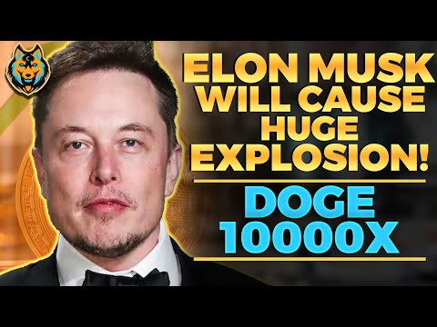 Huge Dogecoin EXPLOSION Is Coming Because Of ELON MUSK! (Must Watch)
