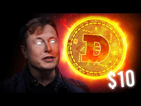 Why $10 Dogecoin In 2021 Is Possible! | Dogecoin News (UPDATED)