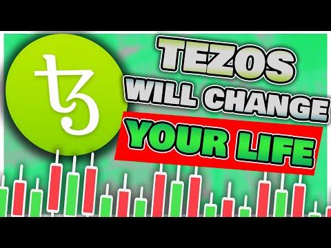 Tezos Will Change YOUR LIFE – Tezos (XTZ) Price Prediction 2021