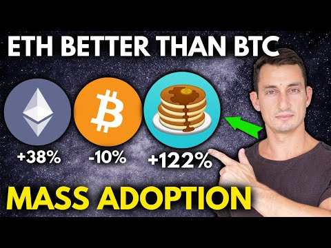 CRYPTO MASS ADOPTION! CLEAR SIGNALS OF BULL MARKET   How To Win   ETH Better Than BTC