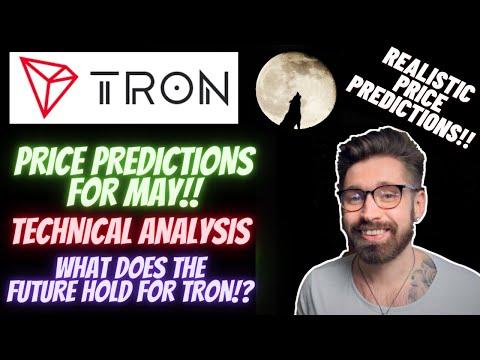 TRON PRICE PREDICTION!!💎TRON LOOKING TO BREAKOUT🤞TRX COIN👑TRON TECHNICAL ANALYSIS🤖CRYPTO👁