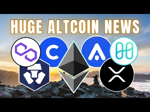ETHEREUM, POLYGON and HARMONY on Verge of New All-Time Highs 🚀