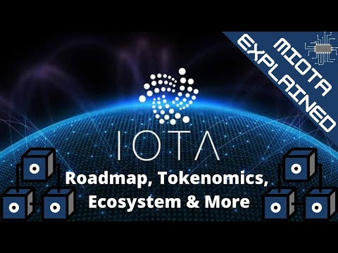 IOTA Altcoin Review: Roadmap, Real World Use Cases, Industry Market Place & {MIOTA} Token Analysis