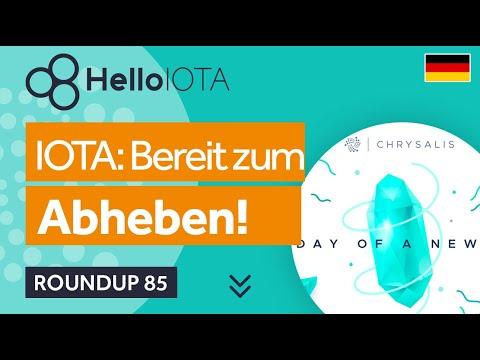 HelloIOTA Roundup 085: IOTA: Bereit zum Abheben!