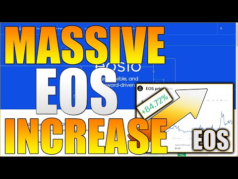 EOS Price Prediction 2021 – EOSIO Price Prediction – EOS Crypto Price Prediction – Crypto EOS Price!
