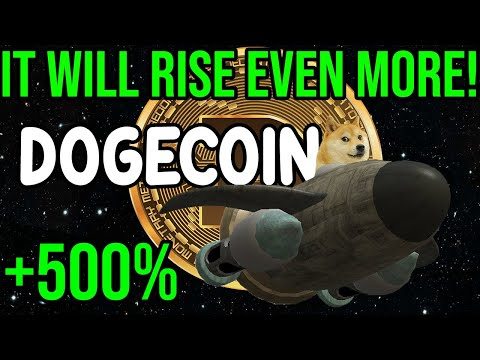 WHY IS DOGECOIN GOING UP AND WILL IT CONTINUE? INSANE DOGECOIN UPDATE ...