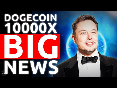 BIG News For Dogecoin: Elon Musk Winning Contract   Dogecoin Price Prediction