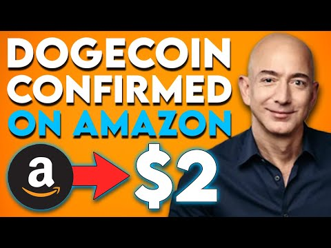 DOGECOIN TO $2 OVERNIGHT! JEFF BEZOS & ELON MUSK TEAM UP AS DOGECOIN IS ACCEPTED ON AMAZON… ?