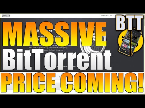 BitTorrent Price Prediction – Should I Buy BitTorrent – BitTorrent Price – BTT Crypto Prediction!