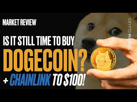 🚀 Should I buy DOGECOIN? CHAINLINK Price to $100?! 🚀