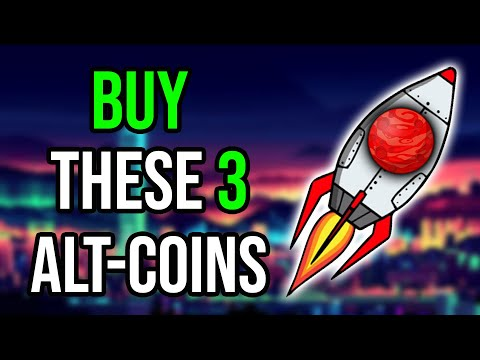 TOP 3 Altcoins To Buy Now May 2021 🚀