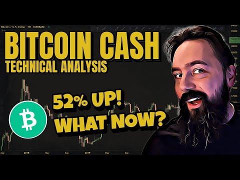 Finaly I Can Talk About This Again. – Bitcoin Cash BCH Analysis And Price Prediction.