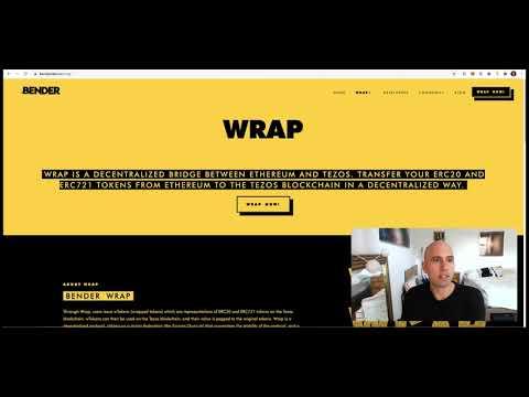 WRAP protocol on Tezos