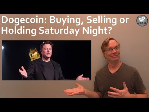 Dogecoin: Buying, Selling, or Holding Saturday Night?