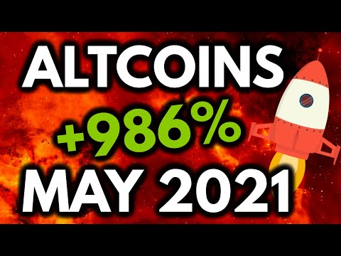 TOP 5 Altcoins To Buy Now May 2021 🚀 (Best Chance for Wealth)