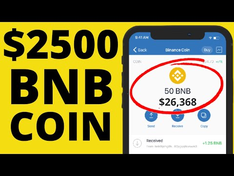 Make $2500+ Free BNB Coin With No Work   Earn Free Binance Coin (Payment Proof)