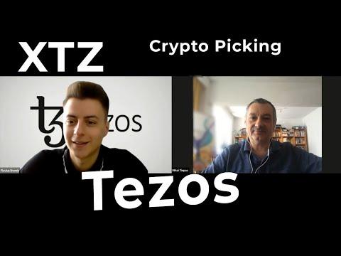 Tezos – Cryptopiking #XTZ