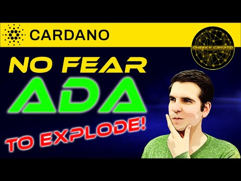 🔥 Cardano Has No Fear 🔥 ADA Set To Explode Again | Cheeky Crypto News Today