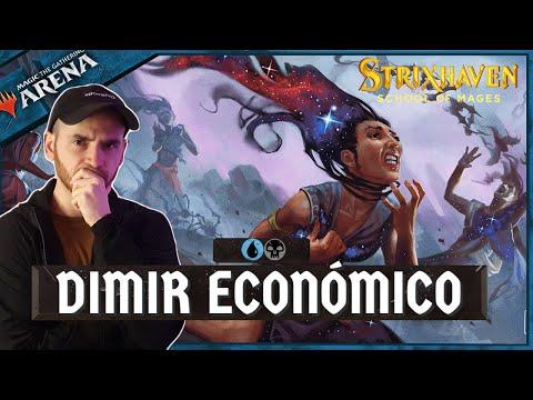 MTG Arena – DIMIR COMBO! Dimir Mill Económico!  Deck Budget Standard  [STX]