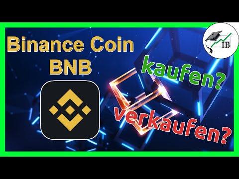 Binance BNB Coin – Kryptowährung Analyse – BNB kaufen oder verkaufen ?