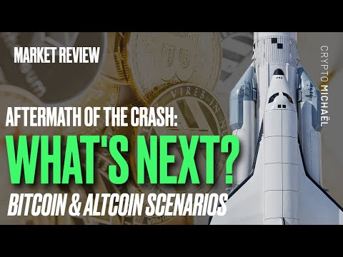? Aftermath Of The BITCOIN & CRYPTO CRASH: What Will Be Next? ?