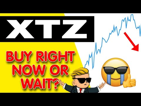?TEZOS $XTZ HUGE UPDATE! DON'T MISS THIS ONE! XTZ CRYPTO ANALYSIS! MAKE MONEY WITH XTZ!