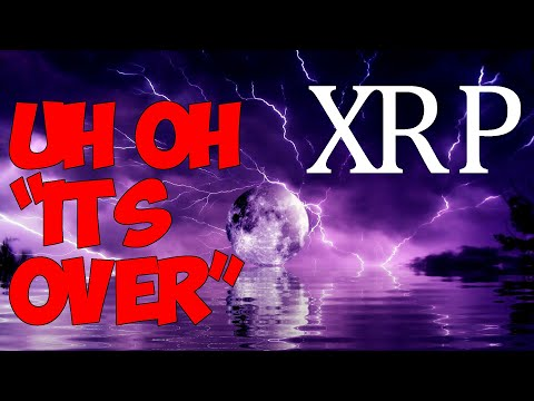 Ripple XRP THIS IS DANGEROUS IS IT BEAR MARKET TIME!!!