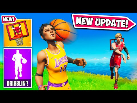 *NEW* NBA EMOTE is INSANE!!  – Fortnite Funny Moments! 1275
