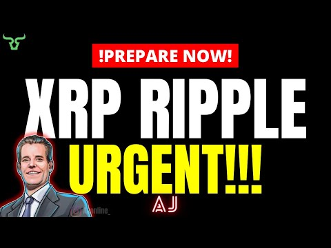 XRP RIPPLE THIS IS A CRITICAL PRICE PREDICTION VIDEO!!!? (Watch In 24Hrs)