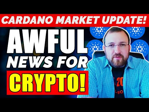 """WARNING TO CARDANO INVESTORS! – Charles Hoskinson: """"This Is The Truth About The Crypto Market!"""""""
