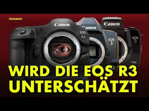 CANON EOS R3 / Wird der augengesteuerte Autofokus unterschätzt?