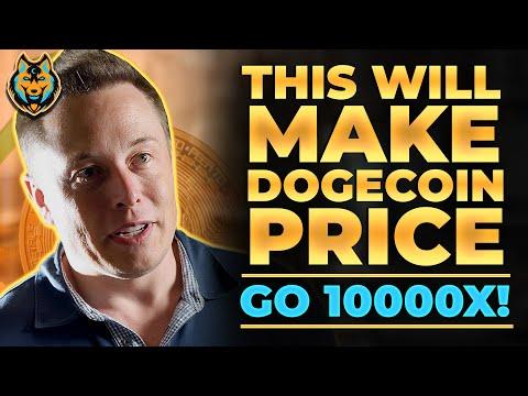 Elon Musk Says: ETHEREUM FOUNDER FEARS DOGECOIN! (Huge For Doge!)