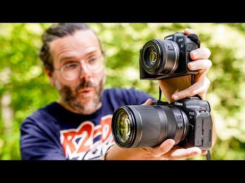 Ist die Canon EOS R6 wirklich soo viel besser? [Canon EOS R6 vs. EOS RP]