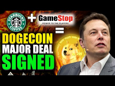 To All Dogecoin Holders: Dogecoin Signed Major Deals! (Huge News!) Elon Musk