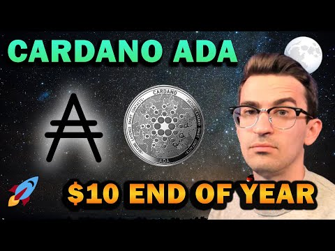 Cardano ADA $10 End of Year – Smart Contract Upgrades