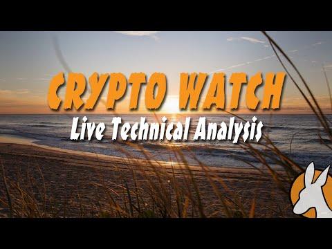 CRYPTO WATCH – LIVE