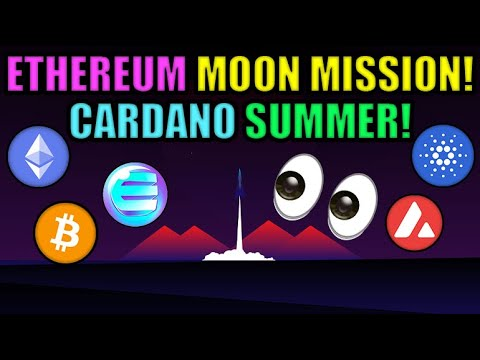 Ethereum To Moon (June 3rd)! Cardano EXPLOSIVE Summer Coming! Bitcoin On-Chain Data REVEALED! News