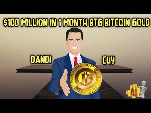 $100 Million in 1 Month BTG BITCOIN GOLD Cryptocurrency | Payment via Bank Central Asia Credit Card
