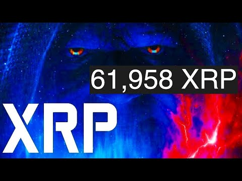 Ripple XRP: HAVING 61,958 XRP MAKES YOU PART OF THIS VERY RARE!