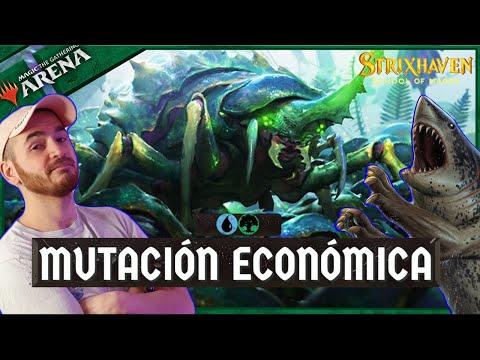 MTG Arena – HORDA DE MUTACIÓN! Mutate Económico! |Deck Budget Standard| [STX]