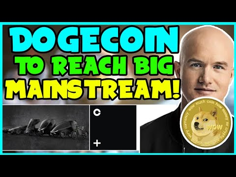 *QUICK* DOGECOIN IS ACQUIRING MASSIVE INVESTMENTS! (GREAT NEWS!) Elon Musk, COINBASE PRO, MARK!