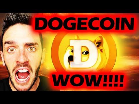 DOGECOIN!!!! WOW!!! ELON MUSK!?