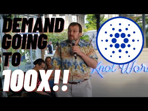 Cardano Update! Why the demand for Cardano will 100x The future is bright, don't get shaken out!