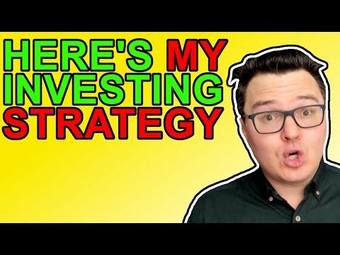 My Bitcoin & Crypto Investing Strategy Revealed
