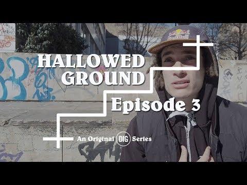DIG BMX: Hallowed Ground Ep.3 – 'MACBA' BCN