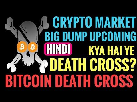 Bitcoin Death Cross – BTC PRICE CRASH INCOMING? Crypto Market Latest updates News – Hindi