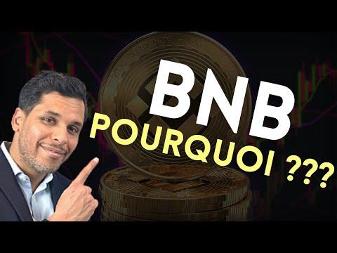 Le BNB – La Crypto INDISPENSABLE !!! (BINANCE COIN)