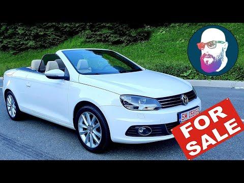 Dauna totala, de vanzare   VW Eos 2013